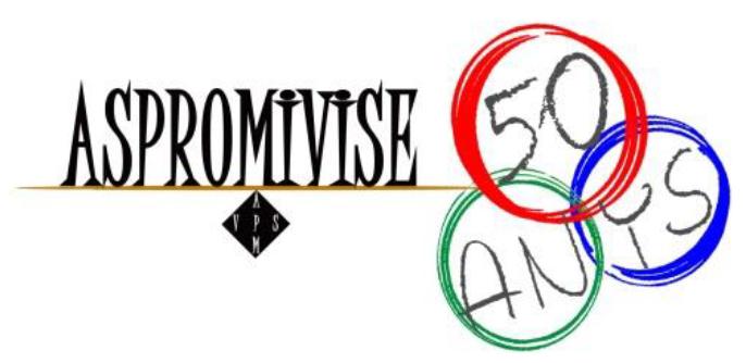 ASPROMIVISE CONMEMORA EL SEU 50 ANIVERSARI