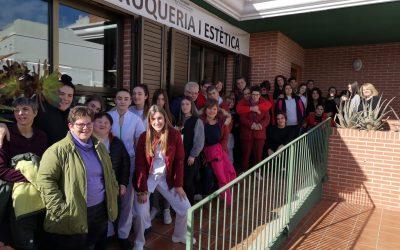 EL C.O.  LA COSTERA GUADEIX D'UNES SESSIONS DE PERRUQUERIA I ESTÈTICA